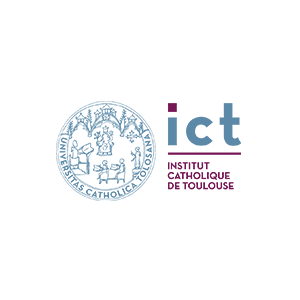 Logo Institut Catholique de Toulouse ICT