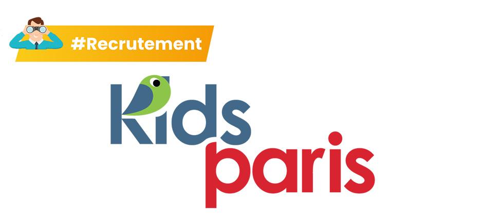 Kids Paris recrute des étudiants en baby-sitting
