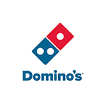 Logo Dominos Pizza 150x150px