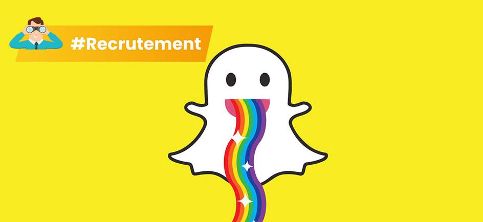 20 raisons de suivre Jobmania sur Snapchat
