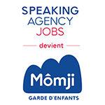 Logo Momji x Speaking Jobs