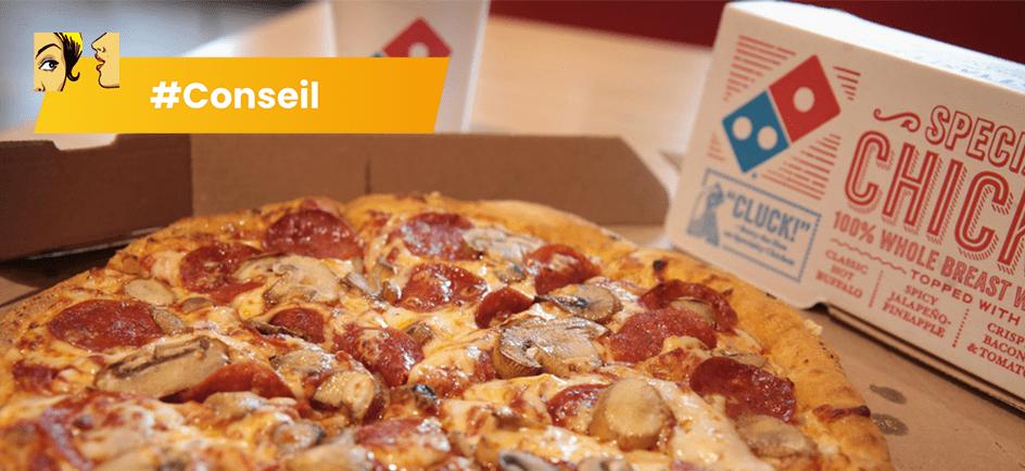 Job étudiant : Livreur chez Domino's Pizza