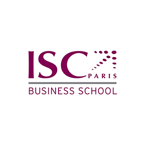 Logo ISC PARIS BUSINESS SCHOOL