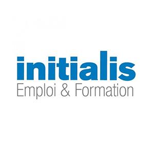 Logo Initialis partenaire de Jobmania