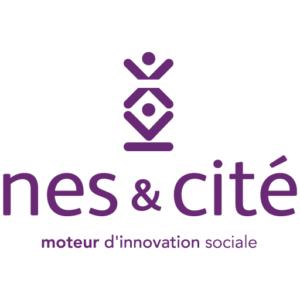 Nes & cité logo partenaire de jobmania