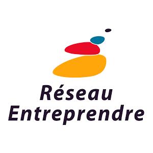 Logo Reseau Entreprendre partenaire de Jobmania
