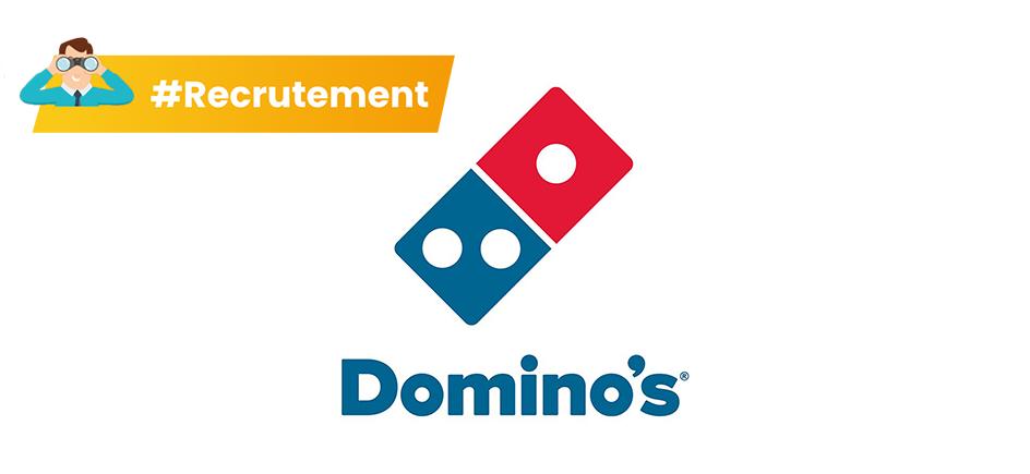 Job Étudiant - Domino's Pizza recrute à Paris et à Lille !