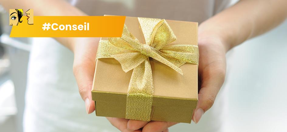 Top 5 cadeaux originaux à offrir