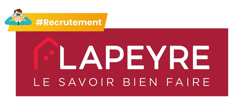 Logo Lapeyre recrutement