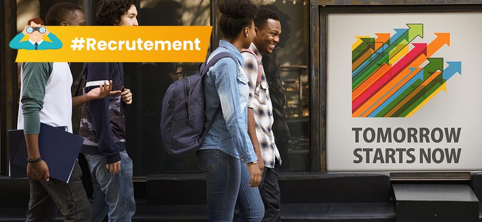 Top 5 - Les meilleurs jobs étudiants à pourvoir cet été