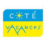 Logo Côté Vacances 150x150px